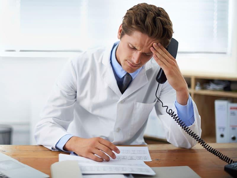 4+1 λόγοι που το site σας δεν μετατρέπει τους ασθενείς σε πελάτες.